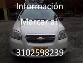 CHEVROLET AVEO EMOTION 2008  1.6