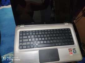 Portátil HP grande para repuesto