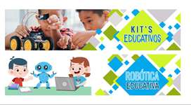 Kits Educativos Robotica Educativa STEM Arduino Raspberry