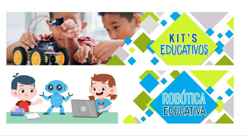 Kits Educativos Robotica Educativa STEM Arduino Raspberry 0