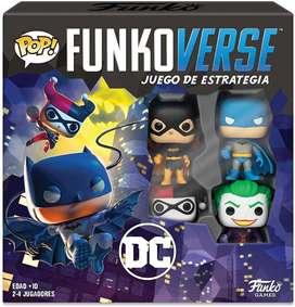 Funko Pop. Funkoverse Strategy Game: DC 100 - Base Set