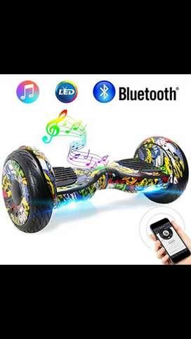 Patineta Electrica Scooter con Bluetooth