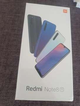 Xiaomi Redmi Note 8t NUEVO 32gb
