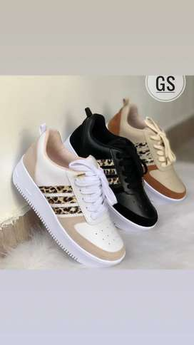Zapatos para dama deportivos
