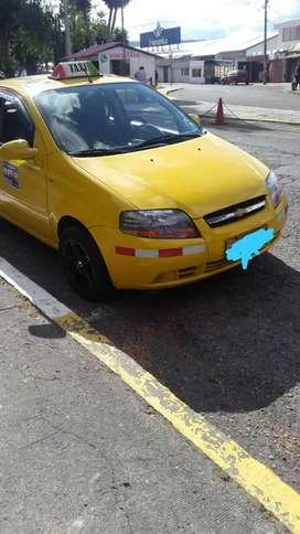 Cedo derechos y acciones Taxi legal