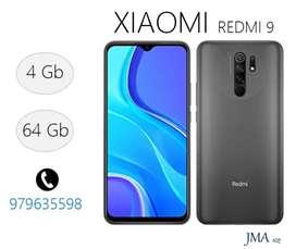 Xiaomi Redmi 9 sellado