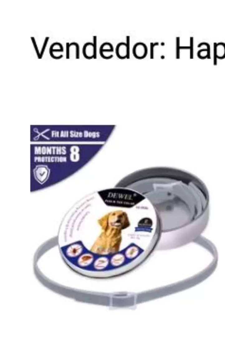 Collar perros 0