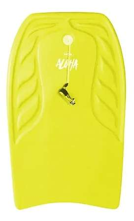 Tabla Playa Barrenadora 87x47cm Surf Bodyboard Mor Reforzado