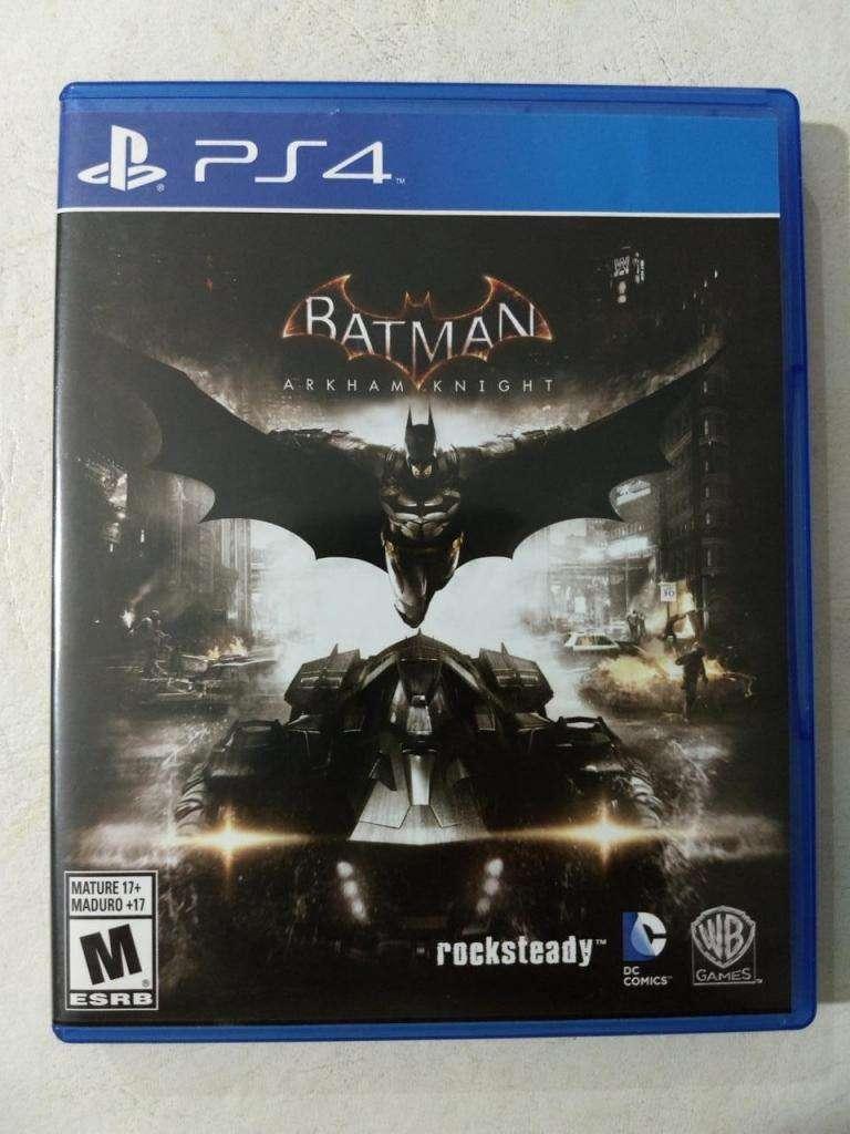 Juego Ps4 Batman: Arkham Knight 0