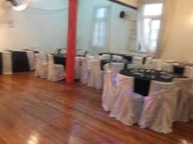 Salon:Fiestas,Danzas,Talleres,Shows,Etc.Caballito1°Junta Centenera 300