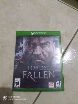 Lords of the fallen excelente estado