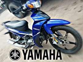 Vendo moto 110cc.