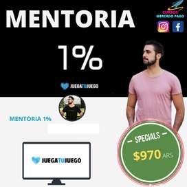 MENTORIA 1% ALVARO REYES