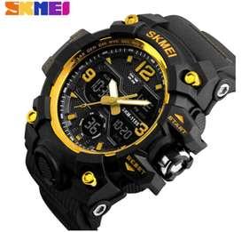 Reloj Skmei 1155-B Digital Análogo Deportivo Retroiluminado