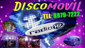 Discomovil Radio Hits Cr