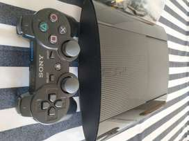 Playstation 3, 250 GB, 1 joystick