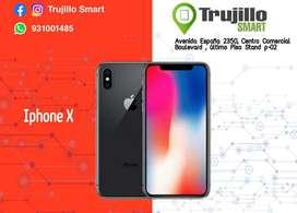 Iphone X 64 gb Tienda Fisica
