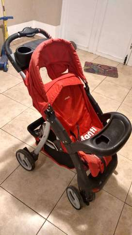 Choche Bebe Infanti 4 Ruedas Reclinable