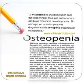 Osteopenia Consulta Especialistas Bogota