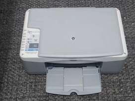 Escáner Impresora  HP Deskjet F335