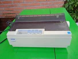 Impresora EPSON LX-300+II