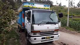 Fuso figther 6D16 año 97