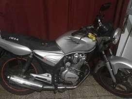moto imsa road 150cc