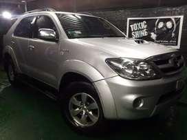 impecable estado Toyota sw4