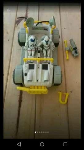 Coche de Star Wars