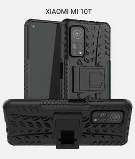 Estuche Forro Case Antigolpes Tipo Armadura Xiaomi Mi Note 10 10t Lite Pro