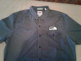 Camisa Levis, Manga Corta (T:L)