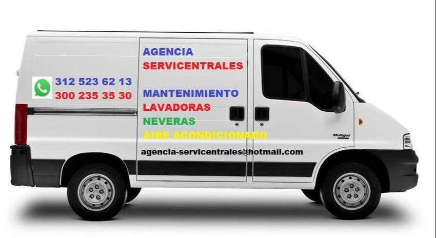Mantenimiento y Reparación de Neveras, Nevecones y Lavadoras en Santa Marta 0