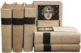 STORIA UNIVERSALE (6 volumenes)