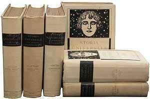 STORIA UNIVERSALE (6 volumenes) 0