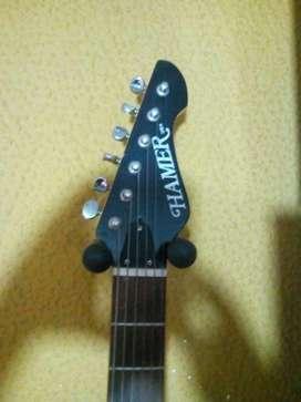 Vendocambio Guitarra Hamer