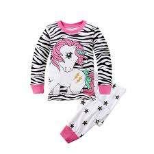 Pijama Unicornio 2 Piezas