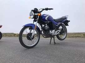 Yamaha ybr 125 brasil