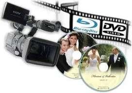 FILMACIÓN DE EVENTOS SOCIALES