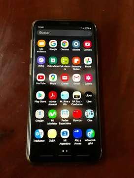 Samsung s9 plus 64gb 6ram