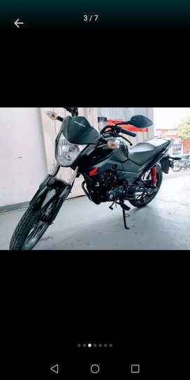 Vendo o permuto moto honda cbf 125