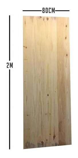 Tablon Tabla Tablones Para Caballetes Tablero 2x80 Maderera
