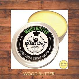 Wood Butter - Cera Para Tablas De Madera