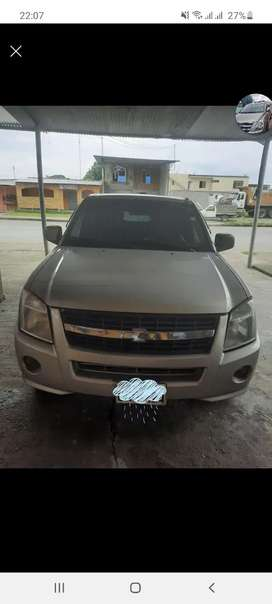Chevrolet dmax 2.4
