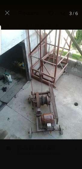 Torre Elevadora Materiales Y Hormigonado