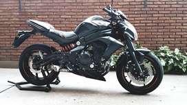 Kawasaki Er6n 2013 Negra