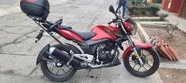 Se vende moto zongshen z-one 150 6000 mil soles