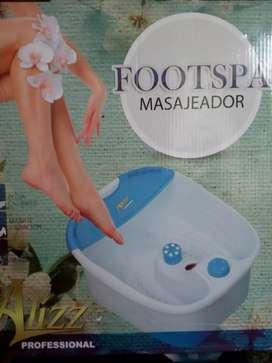Masajeador de pies nuevo