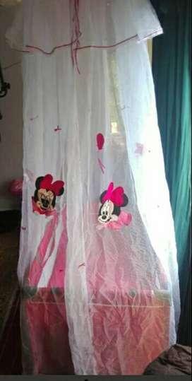 Toldillo de Minnie mouse nuevo