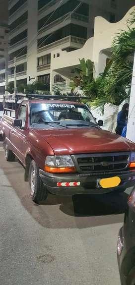 Vendo camioneta ford Ranger negociable