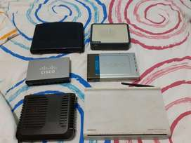Routers (6)